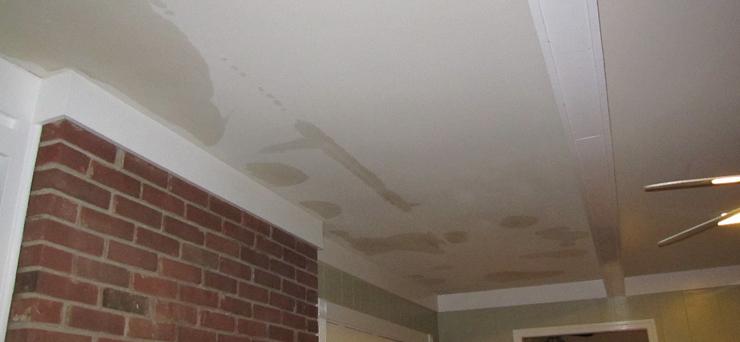 Ceiling Leakage Ceiling Leak Water Leaking From Ceiling